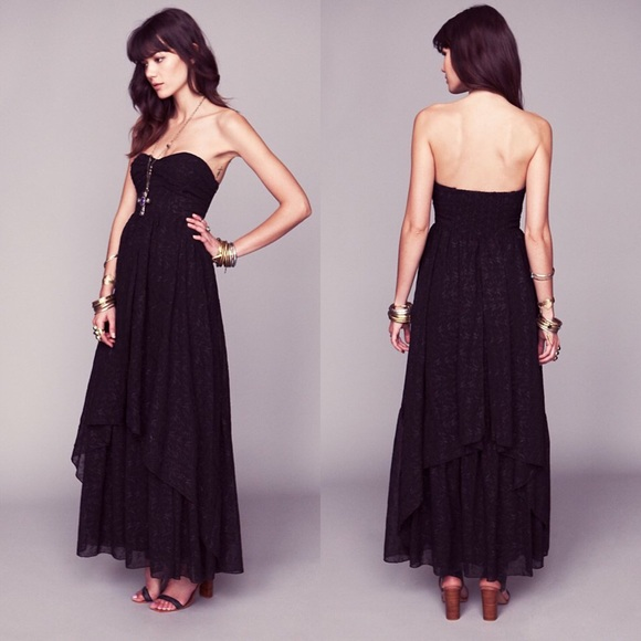 917691b10a64 Free People Dresses | Eyelet Indian Enchantment Maxi Dress | Poshmark